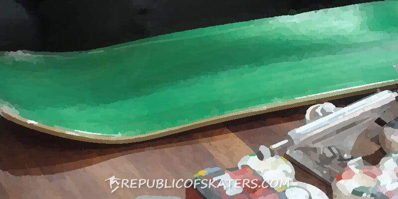 Selecting of Skateboard Parts Guide