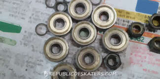 How to Clean Skateboard Bearings with Household Items?