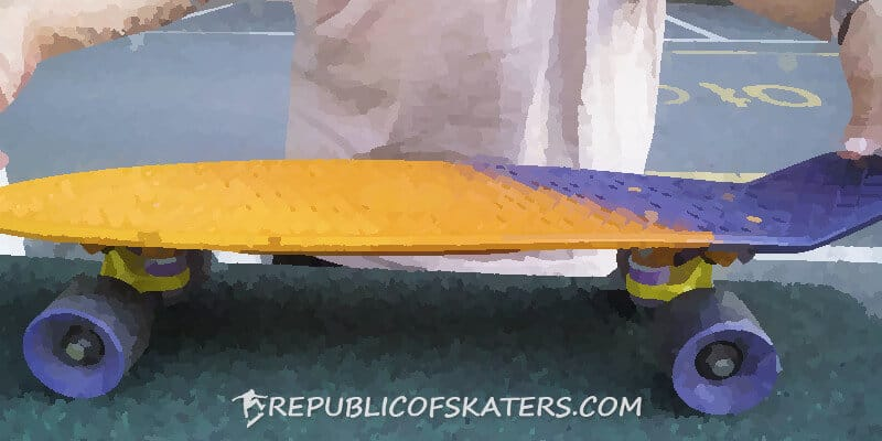 How Big Is a Penny Board