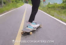 Best Longboard for Cruising and Carving