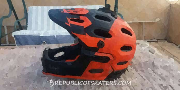 Best Full Face Longboard and Skateboard Helmets