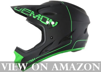 Demon Podium Full Face Bike Helmet