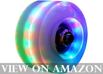 NINEFOX Luminous Skateboard Wheels