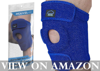 MODVEL Knee Brace Support (ACL, LCL, MCL)